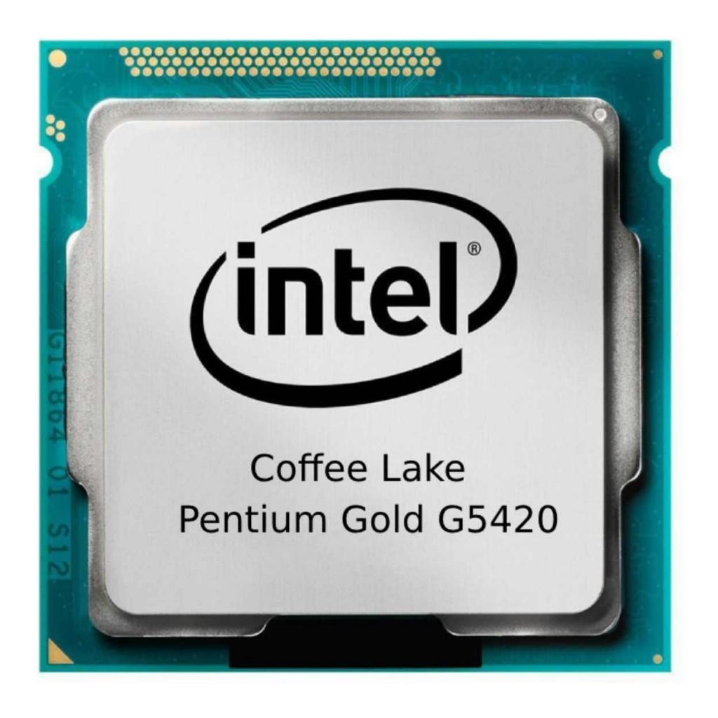 پردازنده اینتل Intel Gold G5420 3.8GHz