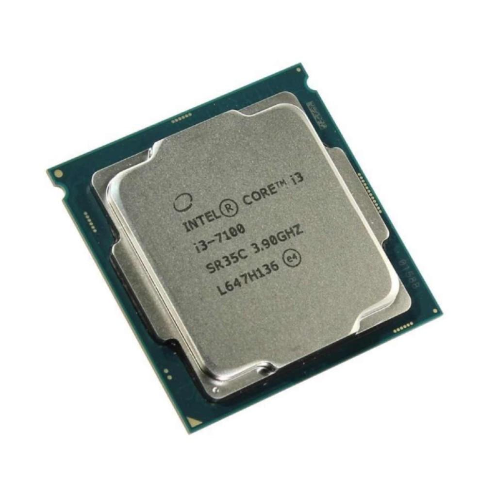 پردازنده اینتل Intel Core i3-7100 3.9GHz
