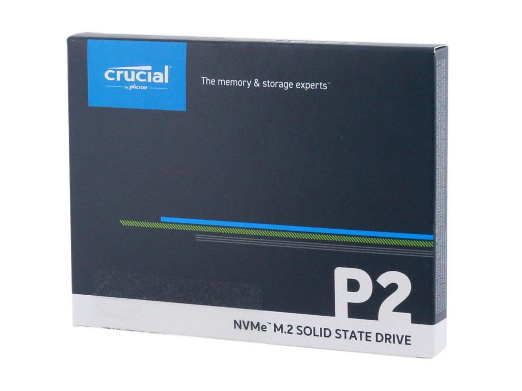 هارد پرسرعت کروشیال CRUCIAL M2-P2 2T