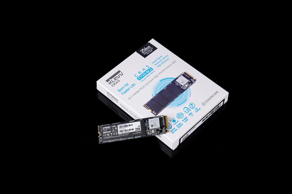 هارد پرسرعت کلیو KLEVV M2-C710 256GB