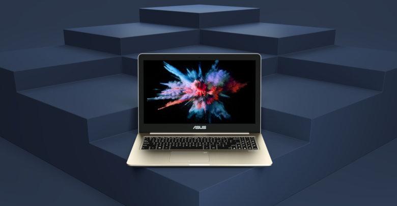 لپ تاپ ایسوس ASUS N580GD i7-8750-16G-512
