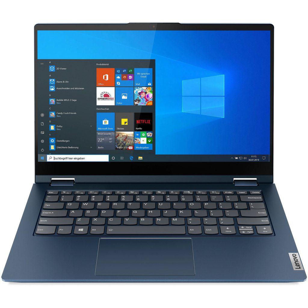 لپ تاپ لنوو Lenovo YOGA-TB-14S i7-1165G7