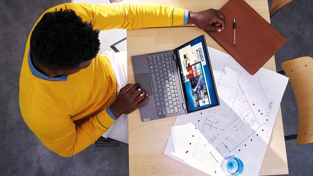 لپ تاپ لنوو Lenovo YOGA-C640 i7-10510U
