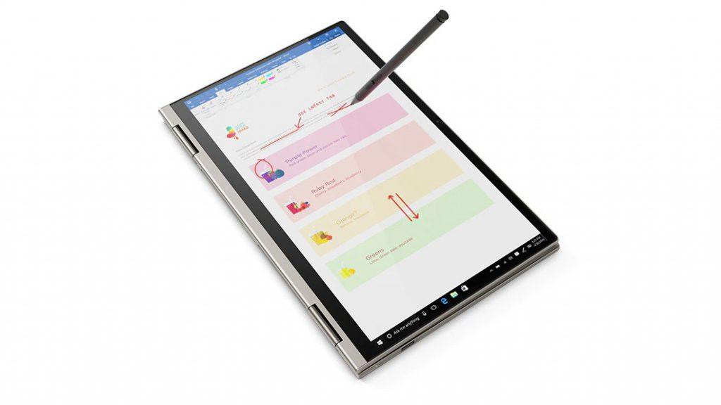 لپ تاپ لنوو Lenovo YOGA-C740 i7-10510U