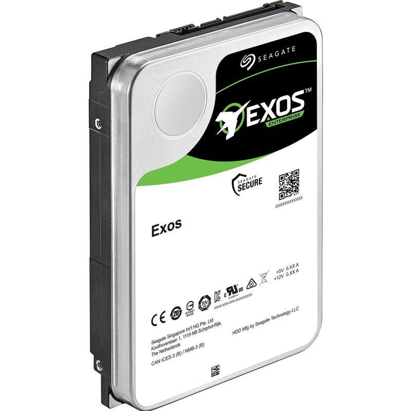 هارد کامپیوتر اینترنال سیگیت EXOS 10TB