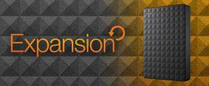 هارد اکسترنال سیگیت Expansion Portable 4T