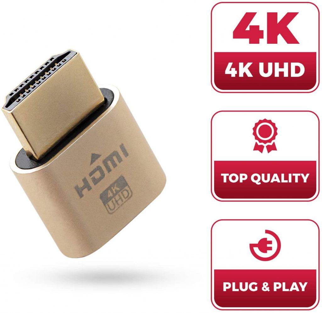 دانگل شبیه ساز HDMI 4K UHD