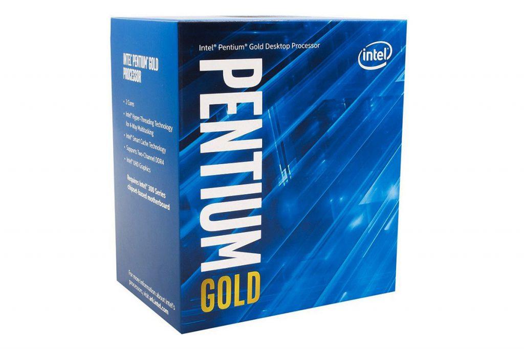 پردازنده اینتل Intel Gold G5620 4GHz