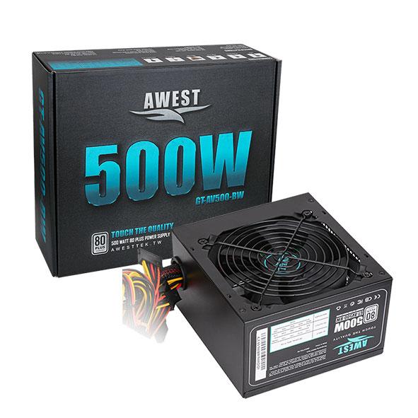 پاور اوست AWEST GT-500-BW