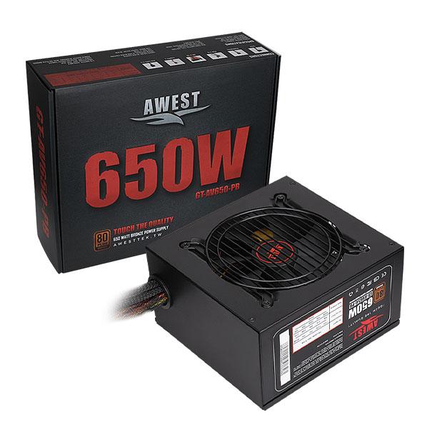 پاور اوست AWEST GT-650-PB